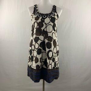 Pattered dress